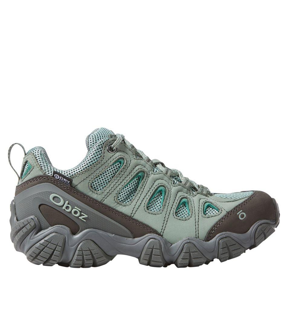 Women's Oboz Sawtooth Waterproof Hiking Shoes