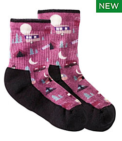 Kids' SmartWool Summer Nights Medium Hike Socks