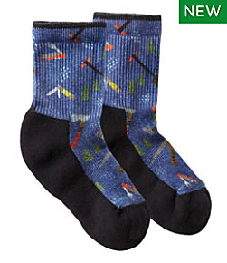 Kids' SmartWool Sharp Things Medium Hike Socks