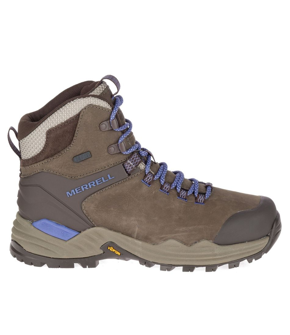 Women's Merrell Phaserbound Waterproof Hiking Boots