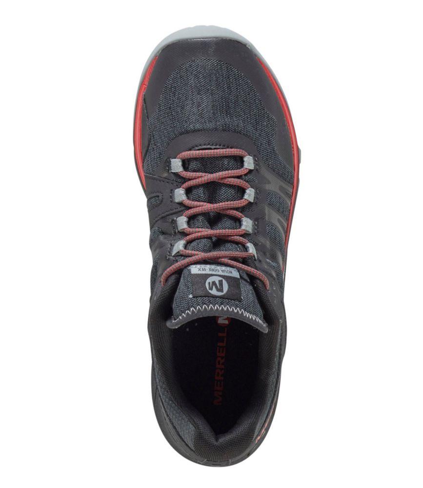 mens merrell gore tex shoes zip