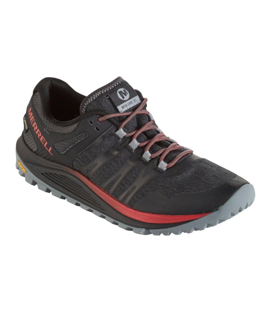 Men's Merrell Nova Gore-Tex Trail Running Shoes