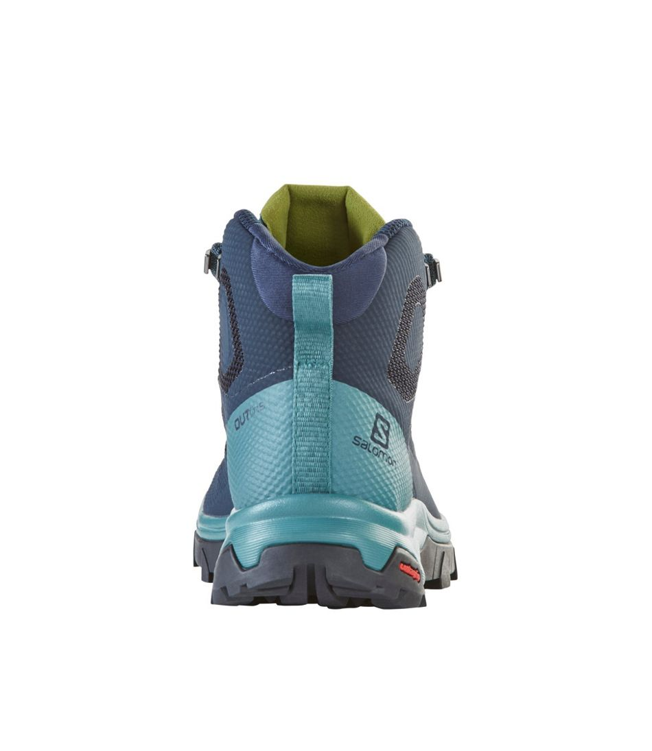 Women's Salomon Outline Mid Gore-Tex Hiking Boots