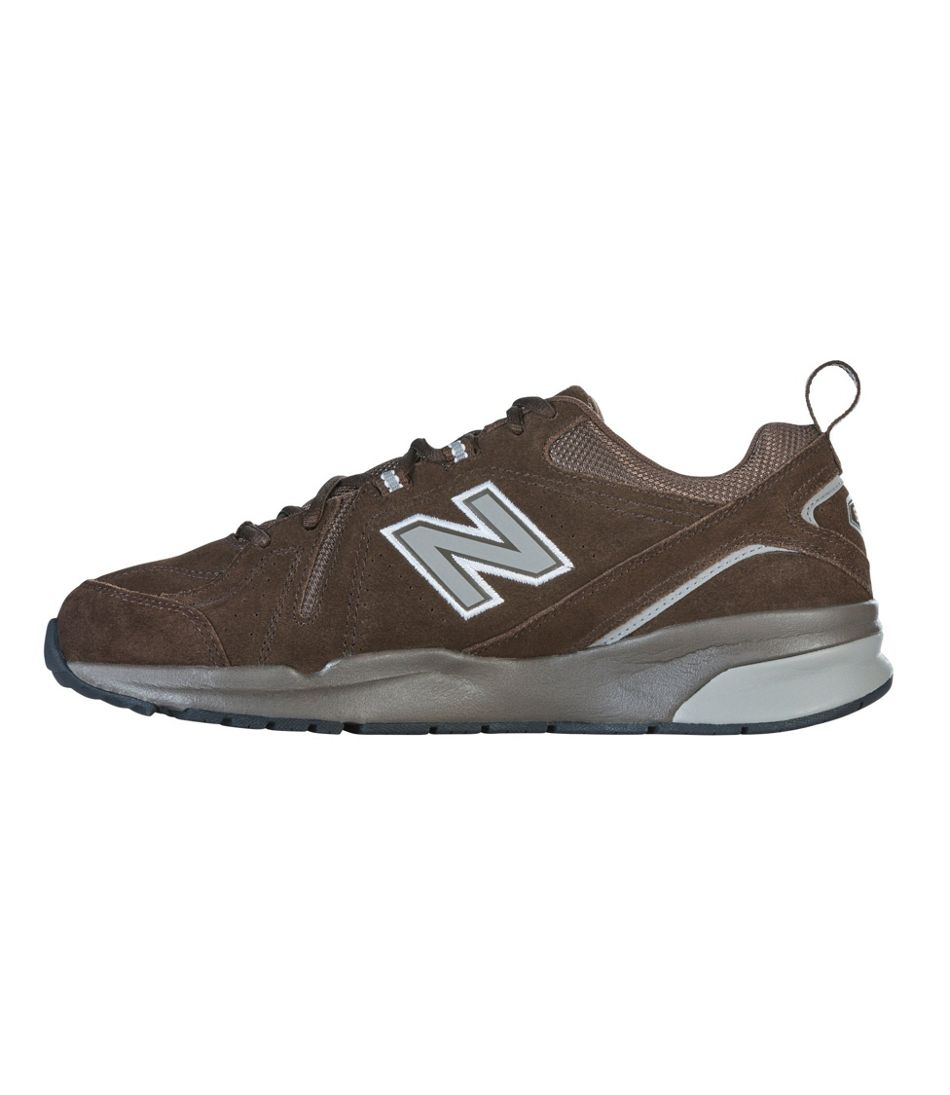 Men's New Balance 608v5 Sneakers, Suede