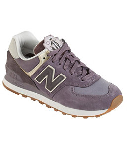 Women's New Balance 574 Walking Shoes, Patch