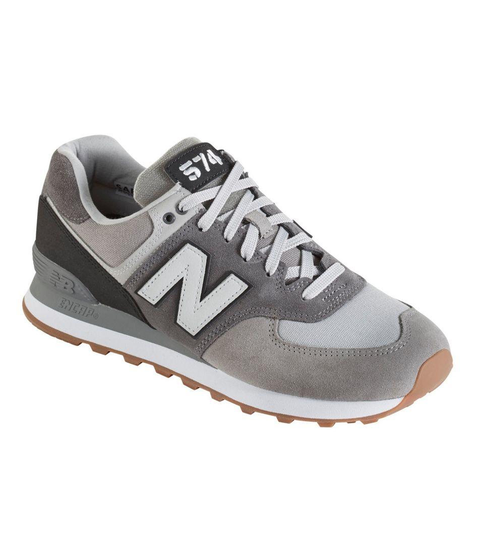 Men's New Balance 574 Walking Shoes, Patch   Walking at L.L.Bean