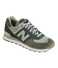 Men's New Balance 574 Walking Shoes, Patch