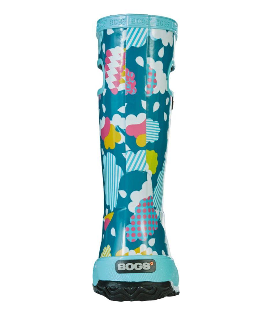 Kids' Bogs Rain Boots, Clouds