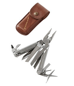 Leatherman Wave+ Multitool with Heritage Sheath