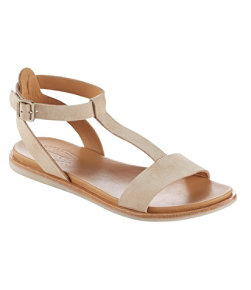 Zukey Suede Sandals by Kork-Ease