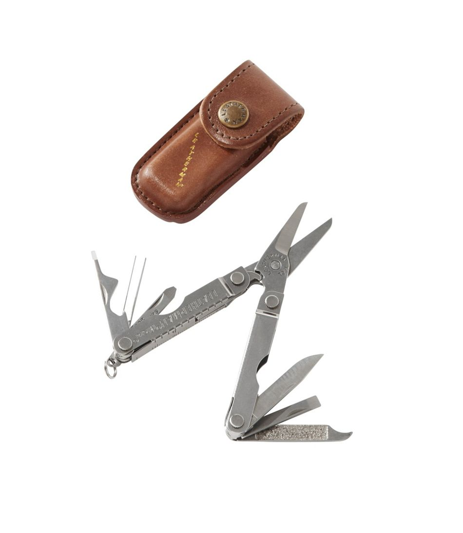 Leatherman Micra Multitool With Heritage Sheath