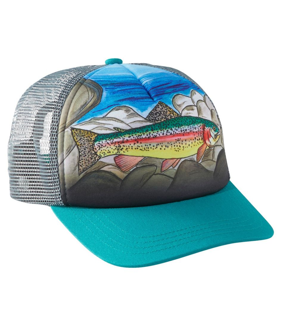 Kids' Artist Series Trucker Hat