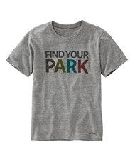Kids' National Park Tee, Find Your Park