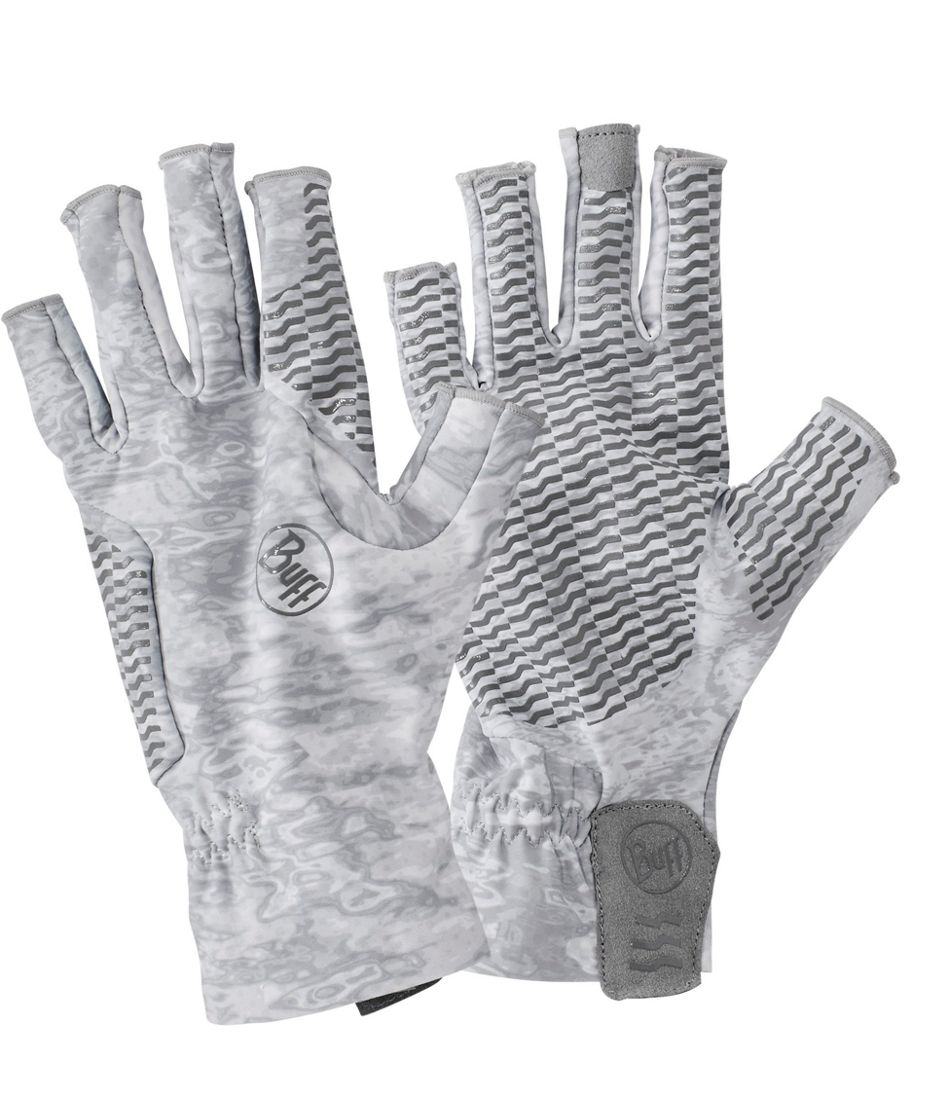 Men's Buff Aqua Gloves