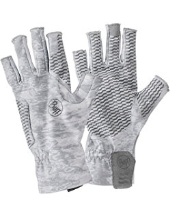 Adults' Buff Aqua Gloves