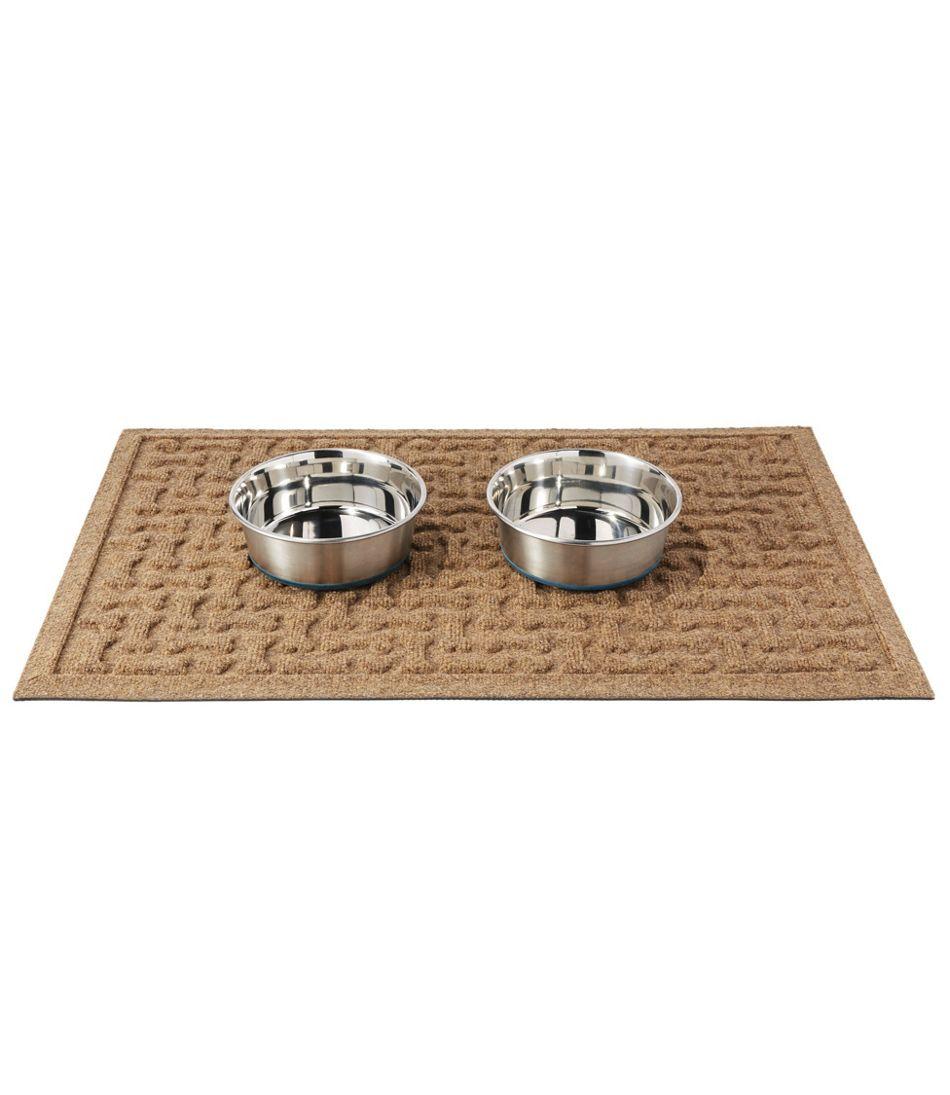 Recycled Waterhog Dog Mat, Herringbone
