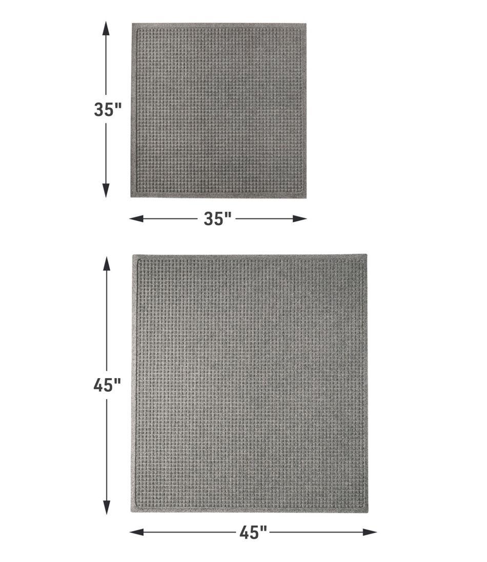 Everyspace Recycled Waterhog Mat, 3' Wide