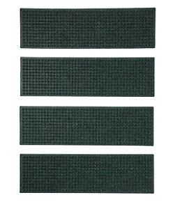 Everyspace Recycled Waterhog Mat, Stair Treads Set of Four
