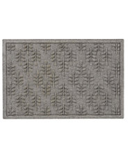 Everyspace Recycled Waterhog Doormat, Twig Leaf