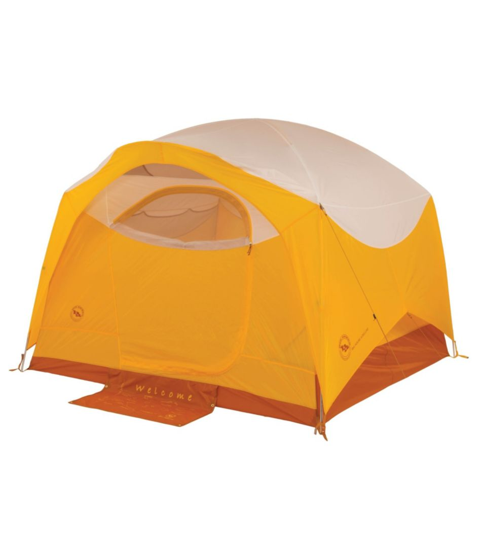 Big Agnes Big House 4-Person Deluxe Tent