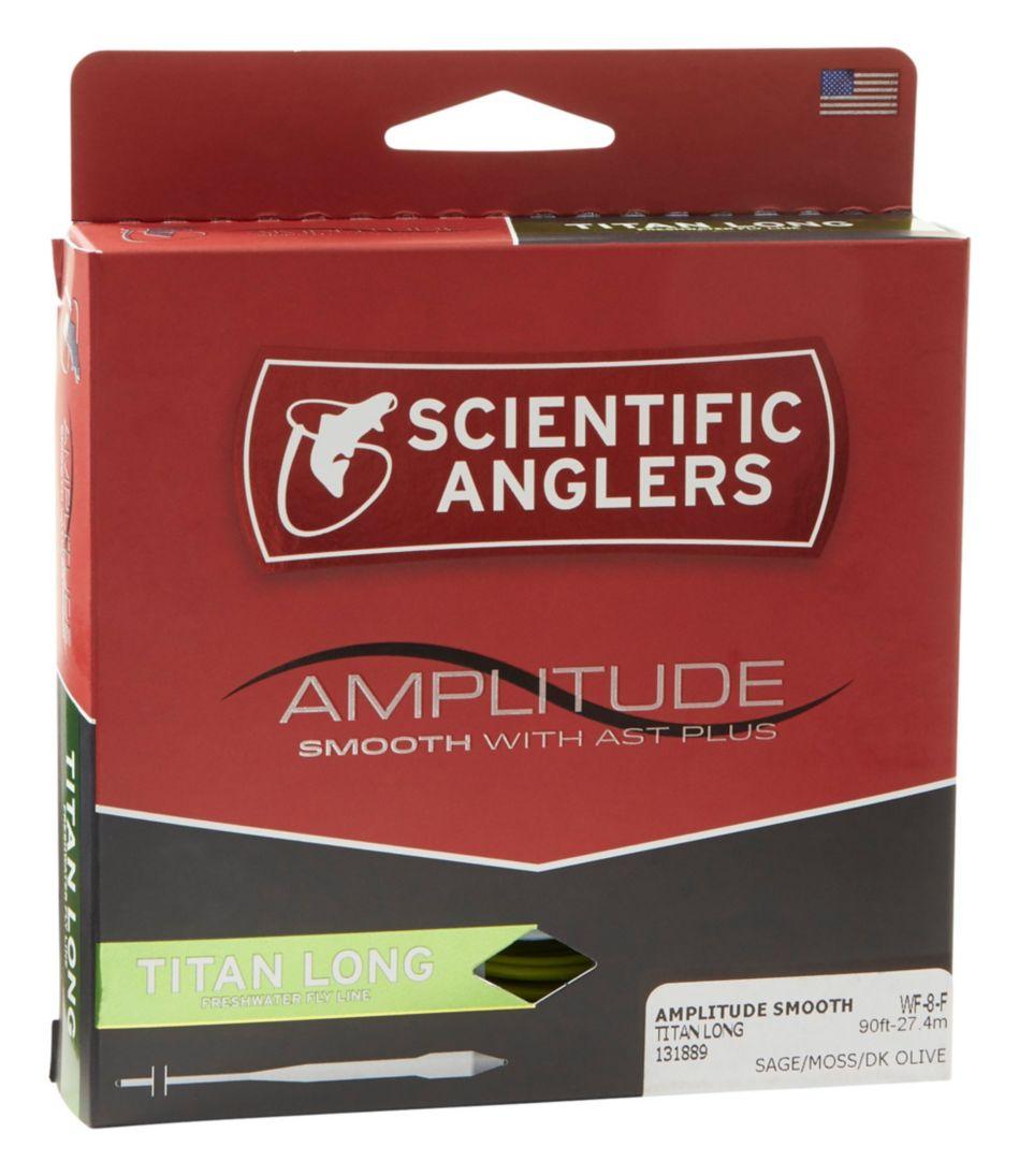 Scientific Angler Amplitude Smooth Titan Long Taper Fly Line