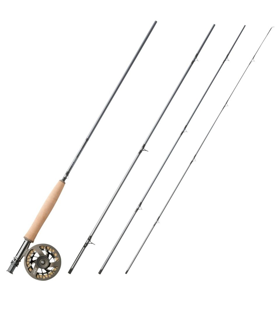 Apex II Fly Rod Outfit, 3-6 wt.