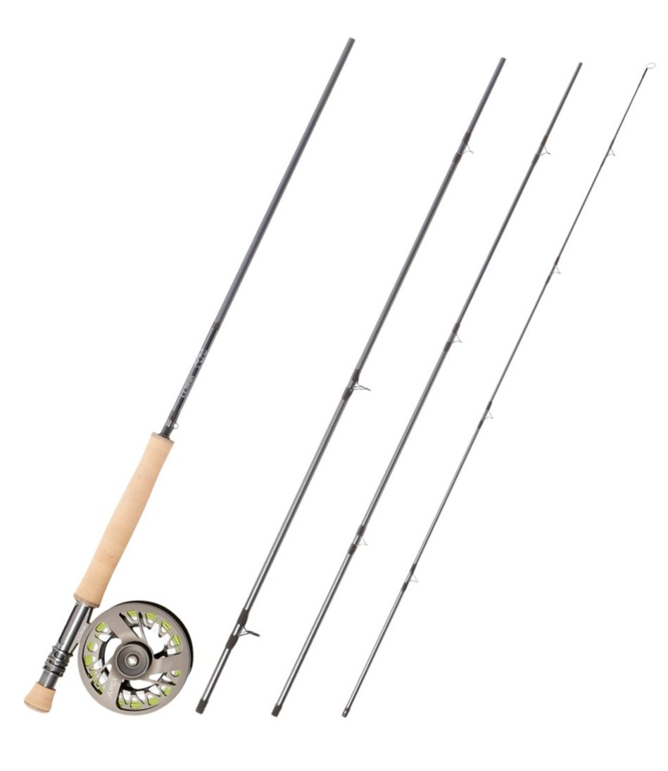 Apex II Fly Rod Outfit, 7-10 wt.