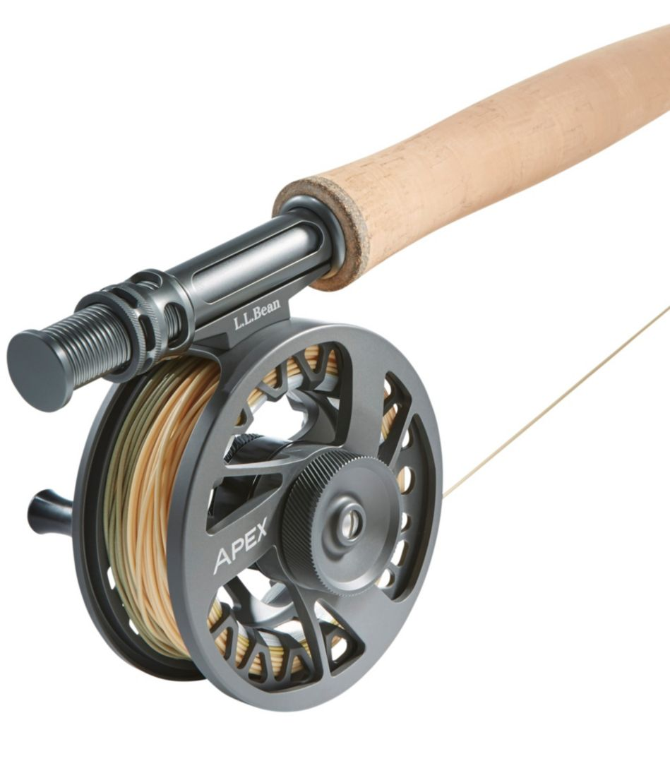 Apex II Fly Rod Outfit