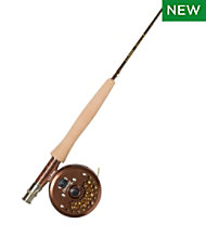 Double L Fly Rod Outfit, Small Stream