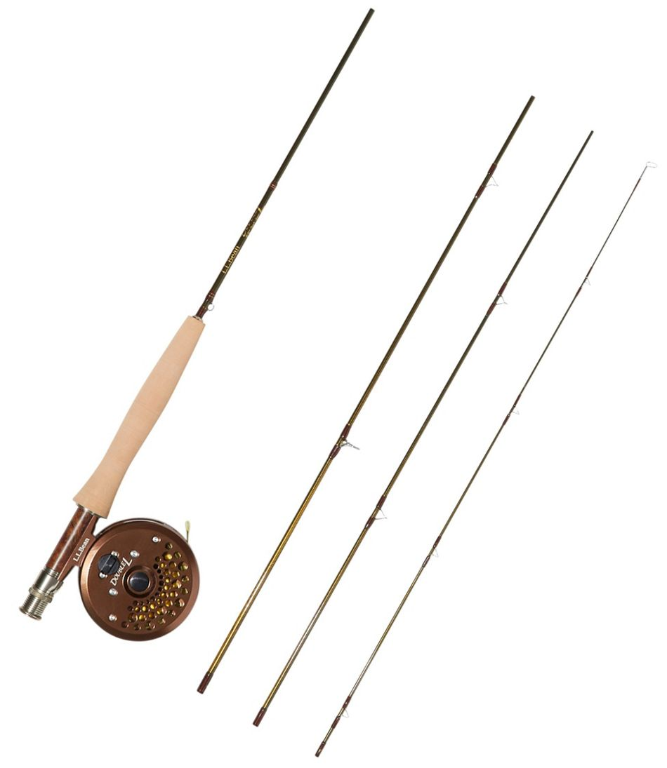 Double L Fly Rod Outfits, Small Stream