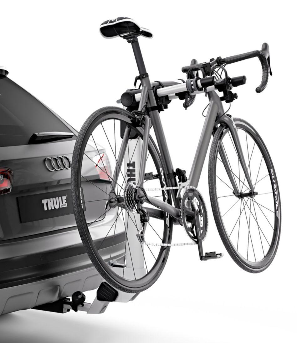 Thule Helium Pro 3 9042 Hitch-Mount Bike Carrier, Two-Bike
