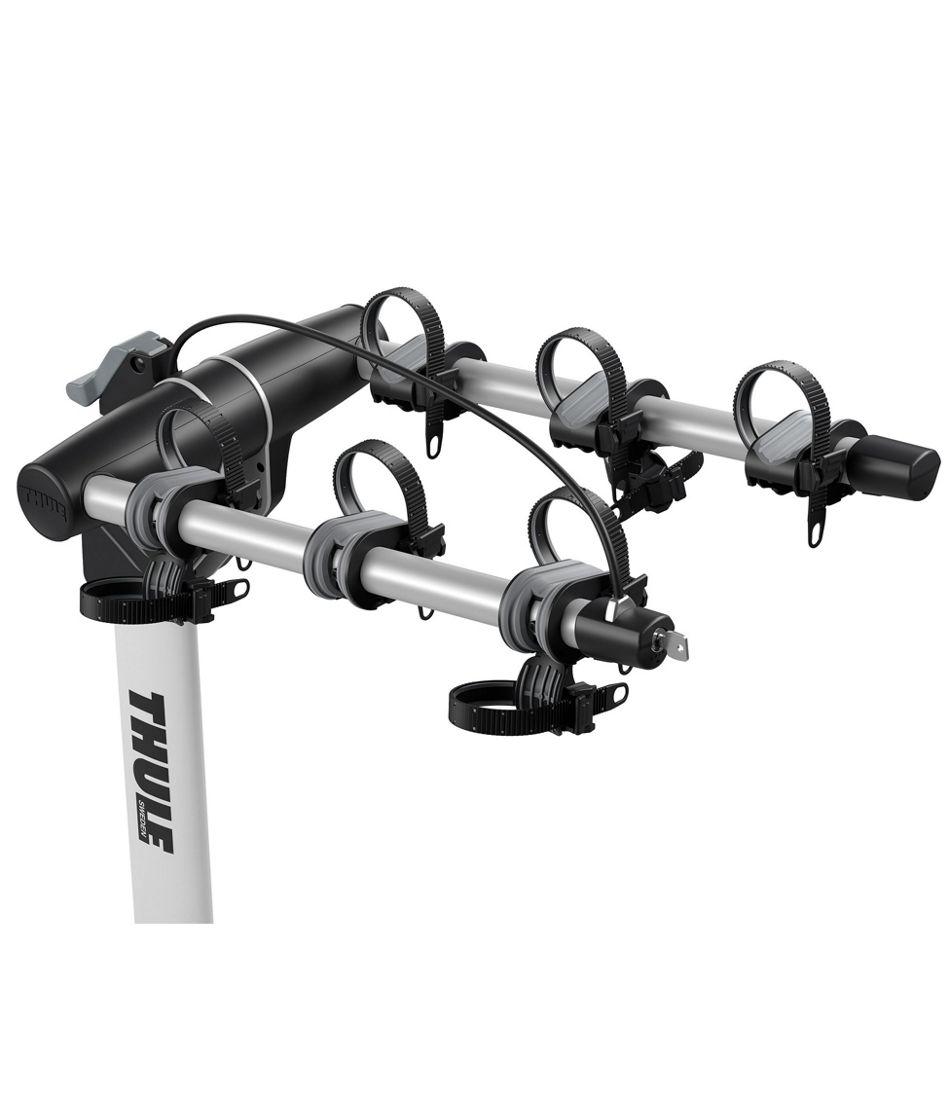 Thule Helium Pro 3 9043 Hitch-Mount Bike Carrier, Three-Bike