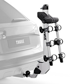 Thule Helium Pro 3 9043 Hitch-Mount Bike Carrier, Three-Bike