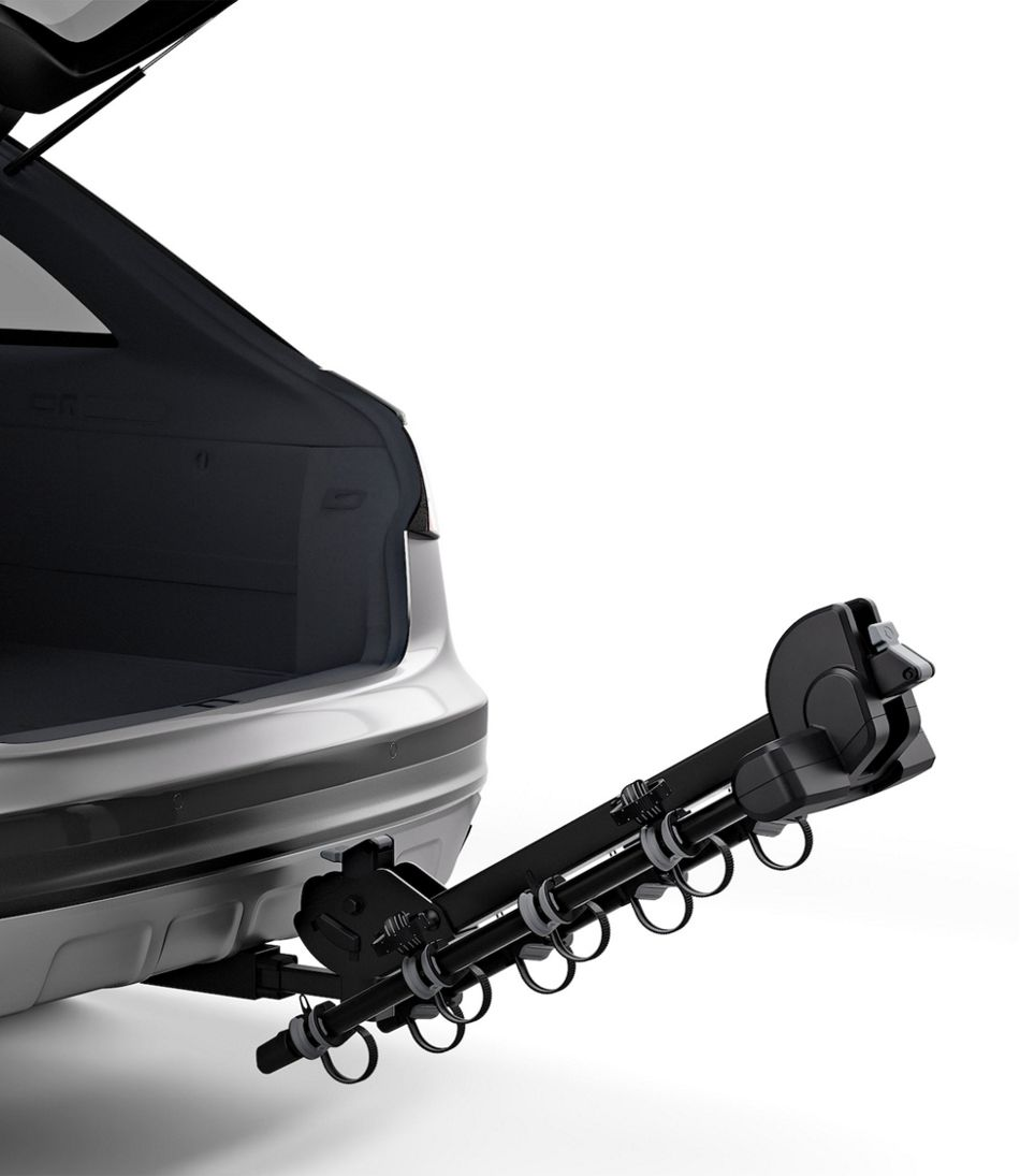 Thule 9056 Camber Bike Carrier, 4 Bike