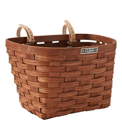 L.L.Bean Original Bike Basket