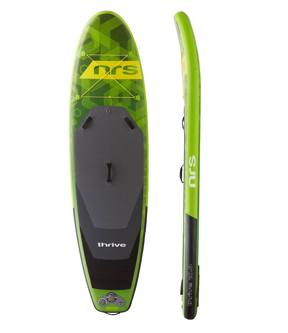 NRS Thrive Inflatable Stand-Up Paddleboard, 10'8""