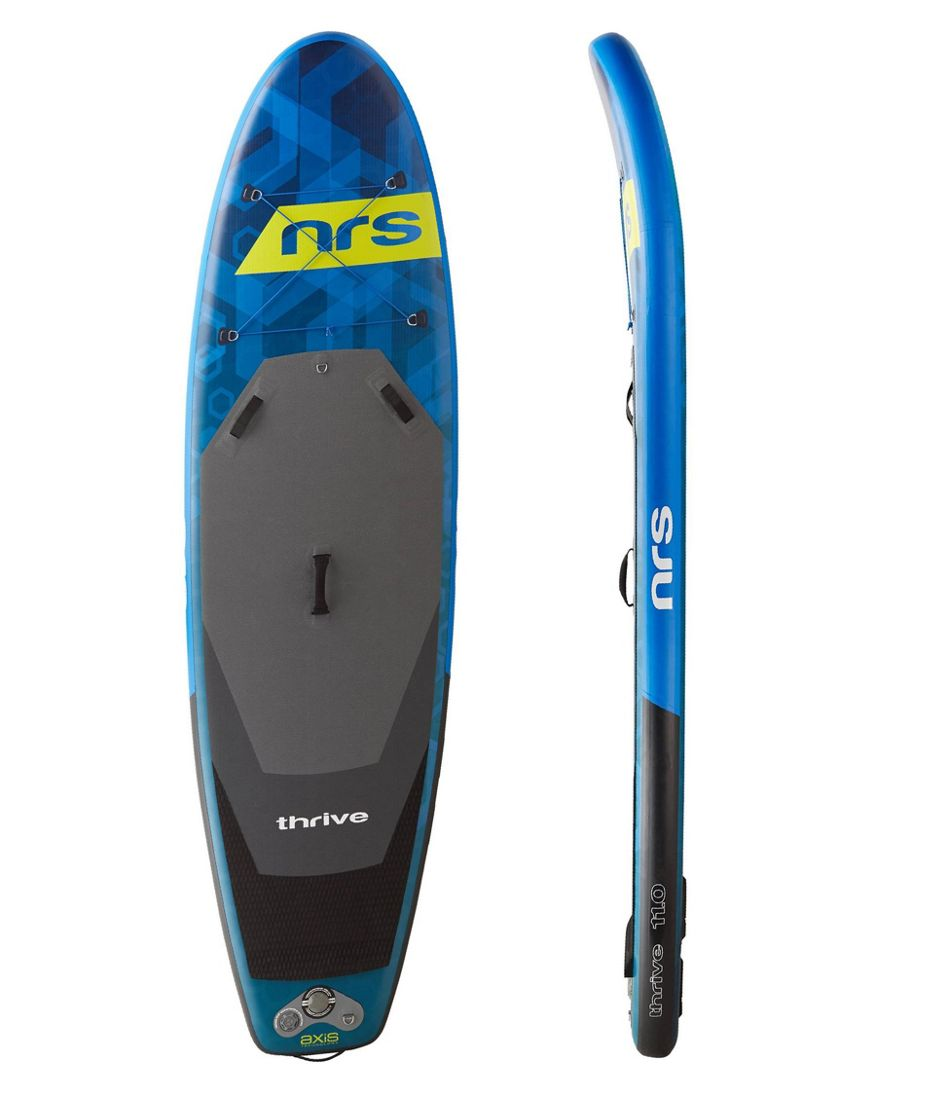 NRS Thrive Inflatable Stand-Up Paddleboard. 11'