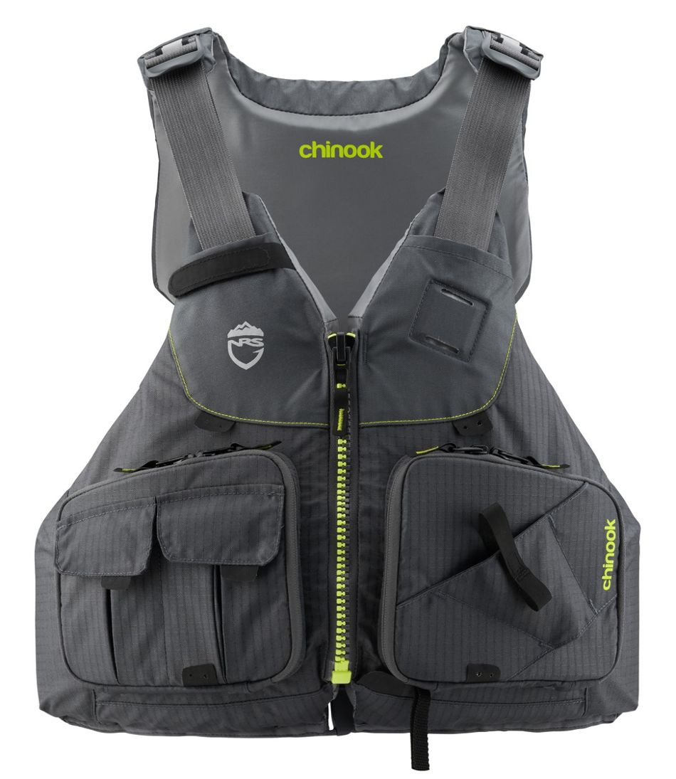NRS Chinook Fishing PFD