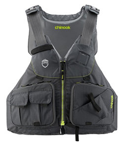 Adults' NRS Chinook Fishing PFD