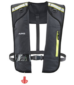 Adults' NRS Matik Inflatable PFD