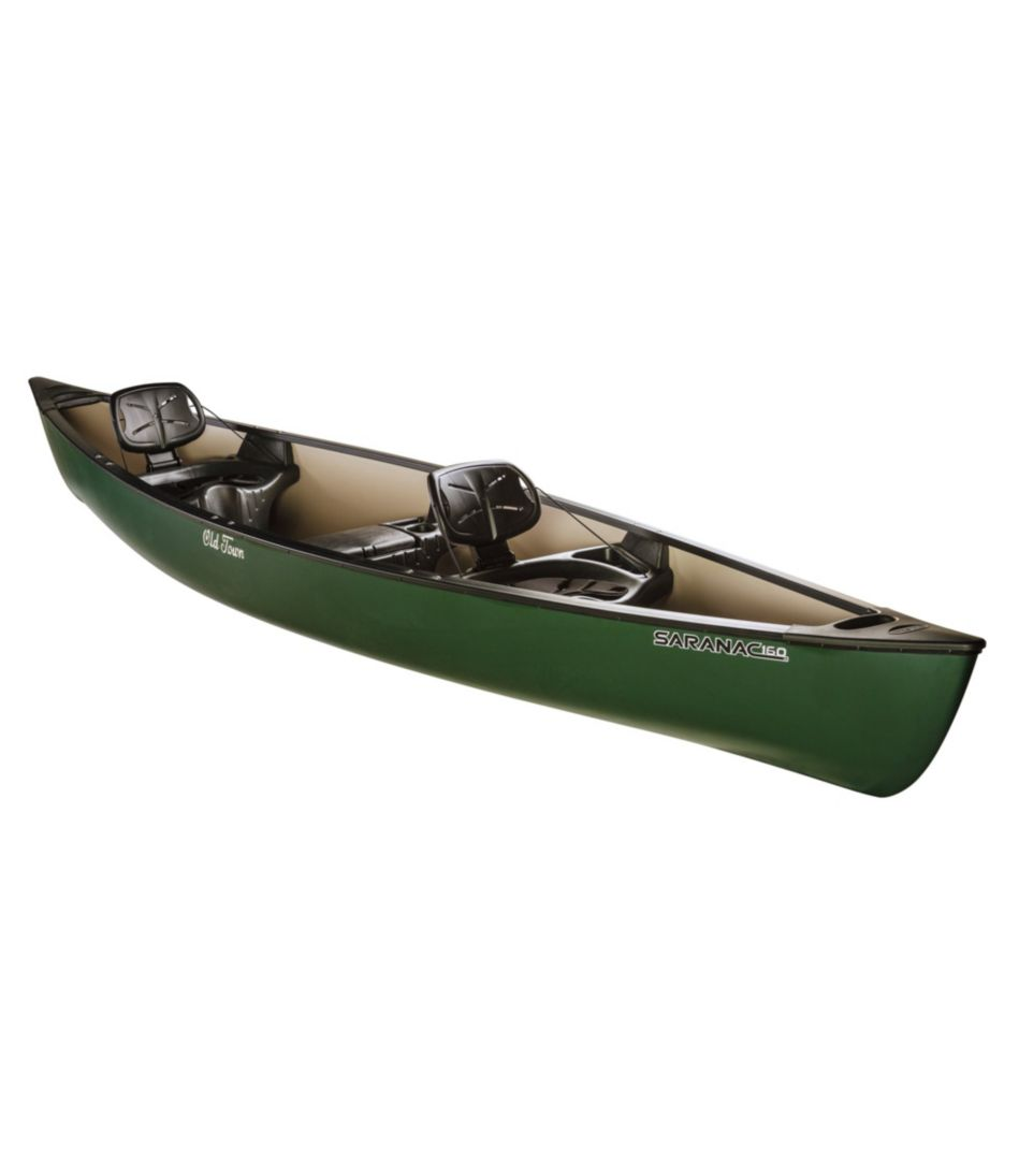 Saranac 160 Canoe by Old Town