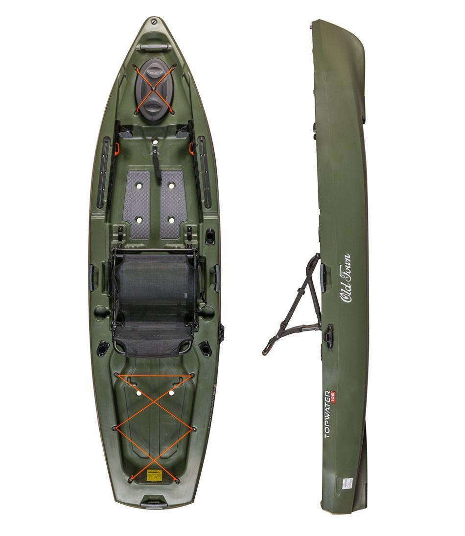 Old Town Topwater 106 Angler Kayak