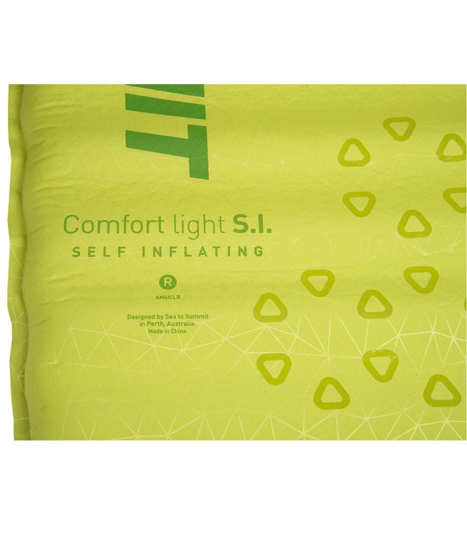 Sea To Summit Comfort Light Self-Inflating Sleeping Mat