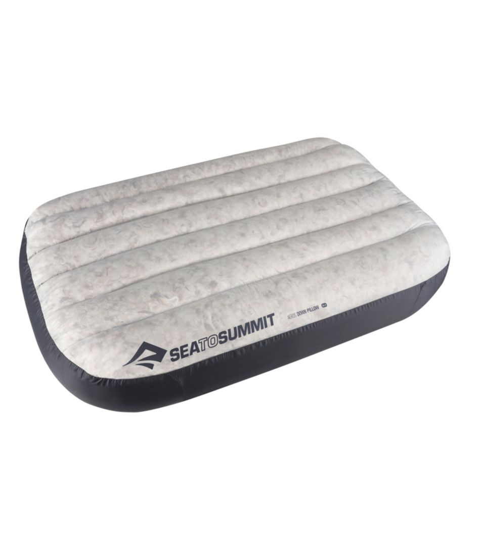 Sea To Summit Aeros Deluxe Inflatable Down Pillow