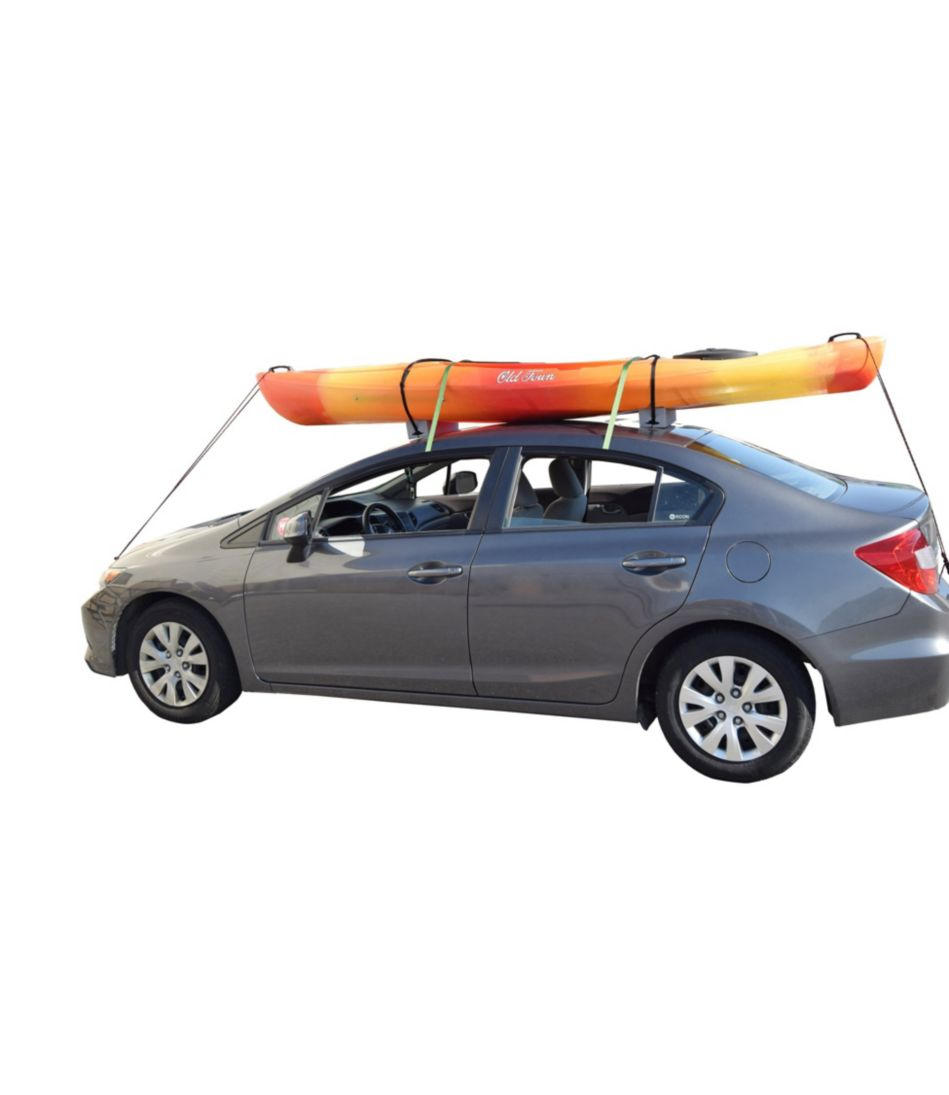 Malone Deluxe Kayak Carrier Kit With Mesh Bag