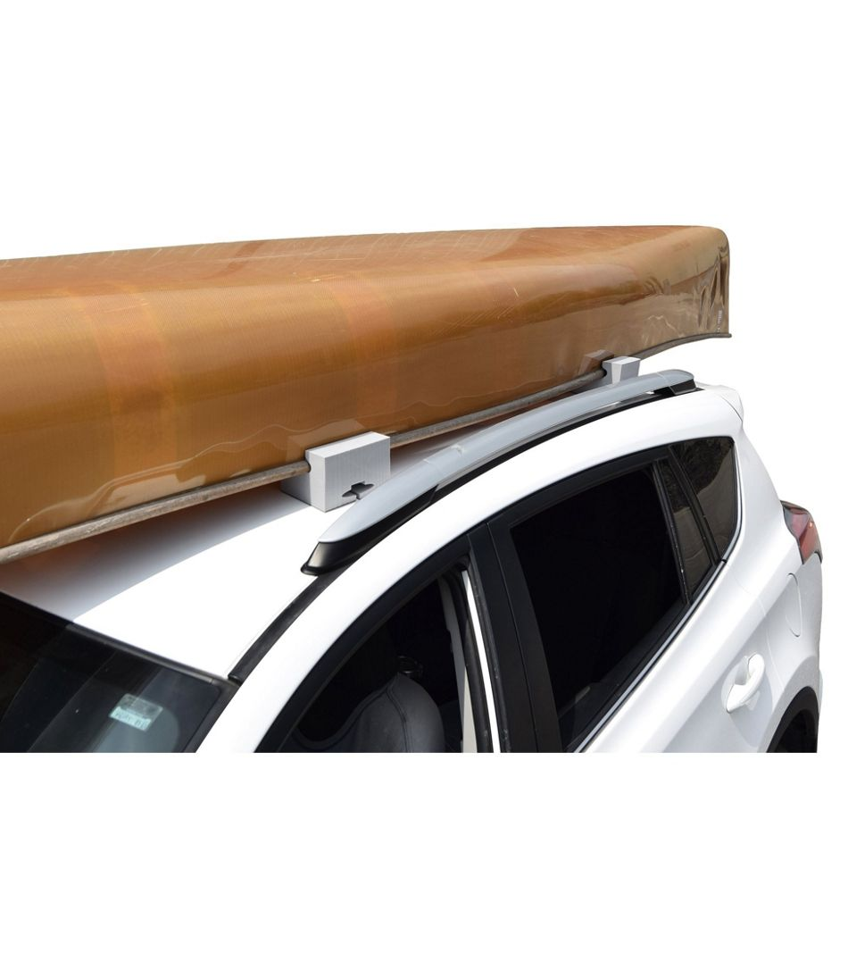 Malone Standard Canoe Carrier Kit With Mesh Bag