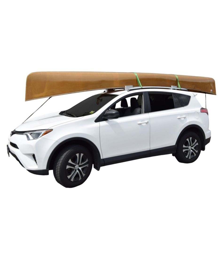 Malone Standard Canoe Carrier Kit With Mesh Bag