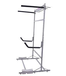 Malone Free-Standing Storage Rack