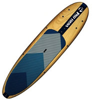 Pau Hana Big EZ Hawaiian VFT Stand Up Paddleboard, 11'