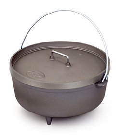 GSI Hard Anodized Dutch Oven, 12""